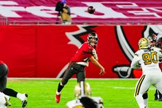 Tom Brady throws a pass against the New Orleans Saints Sports Action Photography, Saints Vs, Tom Brady, New Orleans Saints, Nfl, Toms, Sunday, Football, Night