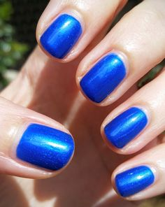 Sally Hansen - Pacific Blue [reformulated]