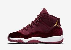 ecf5fd5f893 The Air Jordan 11 Heiress will release on December 17th in a grade school  exclusive for