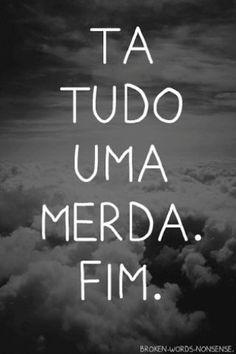 Read Diversos from the story Imagens Para Capas by Juh_Rocha (Rainha das fadas) with reads. Sad Life, Im Sad, Bad Mood, Tumblr Wallpaper, In My Feelings, Sarcasm, Sentences, Texts, Reflection