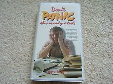 Closing the door to satanic attack joyce meyer 4 cassette tapes joyce meyer dont panic this is only a test audio cassette tape series a145 fandeluxe Image collections