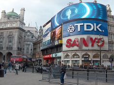 Picadilly circus....I could have sat here all day.