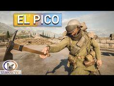 """Battlefield 1 El Loco Del Melee """"el Pico"""" Episodio 16"""