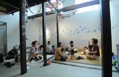 アーティスト、地域の人と共に更新され続ける空間「HAGI ART」/HAGI STUDIO vol.4|「colocal…