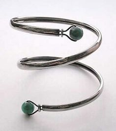 Wrap Bracelet by A. Fausing, Denmark