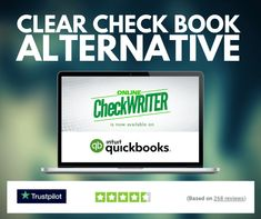 Clear Check Book - Alternative - Create Checks Print Online On Demand - I Think it`s very good, it`s excellent service, I recomend it Payroll Checks, Clear Check, Blank Check, Writing Software, Business Checks, Online Checks, App Development Companies, Check Printing, Chor