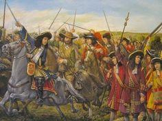 Battle of the Boyne July 1690
