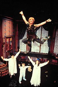 Peter Pan - broadwaymusicalhome.com Photo by Joan Marcus -- Show Done, Twice