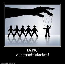 Resultado de imagen para manipulación