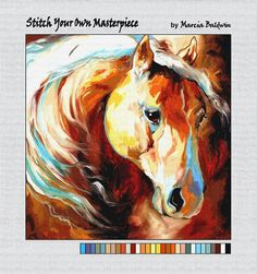 """MAGIC MOMENTS""--Needlepoint Canvas: 12""x12"" #StitchYourOwnMasterpiece"
