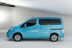 Nissan e-NV200 #nissan #nissanfanblog #nissanenv200 #env200 #elektroauto