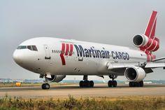 MD-11 - Martinair CARGO Freighter.