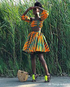 African Print Fashion, African Fashion Dresses, African Dress, Fashion Prints, African Dance, African Clothes, Ankara Fashion, Africa Fashion, African Prints