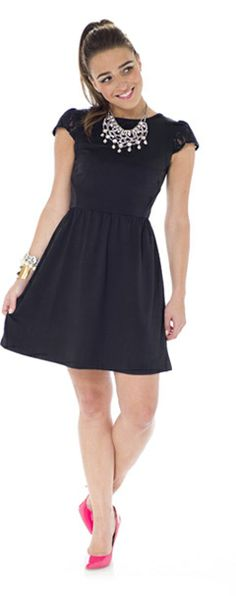 Penny Chic: The Little Black Dress Collection by Shauna Miller Available at Walmart | Swa-Rai