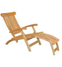 Outdoor Steamer Chair   Organization-Store