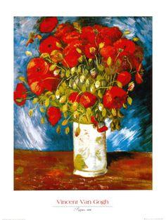 Van Gogh, Poppies