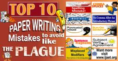 Top 10 mistakes to avoid while writing the research paper. Sentence Fragments, Punctuation, Research Paper, Mistakes, Sentences, Writing, Top, Frases, Being A Writer