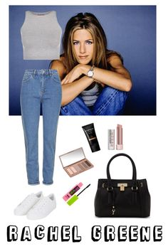 Rachel Greene by brianna-harper-22 on Polyvore featuring polyvore fashion style Free People Topshop ALDO Urban Decay Stila Smashbox Maybelline clothing