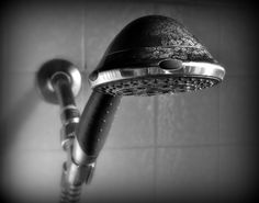 Really nice example of hand held shower head ~ http://walkinshowers.org/best-handheld-shower-head-reviews.html ~ Shower Head by Nate A on 500px