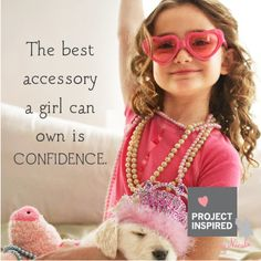 The Best Accessory #quotes #life #projectinspired