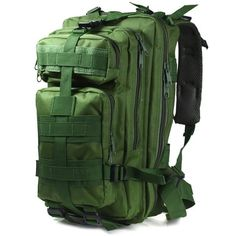 3P Military Tactical Backpack Hunting Assault Camouflage Bag Men Oxford  Sport Bag 30L for Camping Hunting c37f6b8ddb