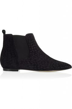 Isabel Marant Cuba leopard-print leather ankle boots Black.Retail price  $758.00, i got it $213.99, if u like it, click through this pin.