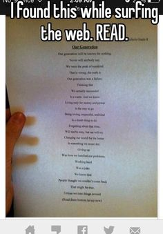 I found this while surfing the web. READ.