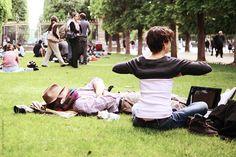 HiP Paris Blog, Carin Olsson, Picnicing in Paris ...
