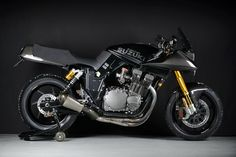 Planet Japan Blog: Suzuki GSX 1100S Katana by Bright Logic