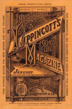 Lippincott's Magazine