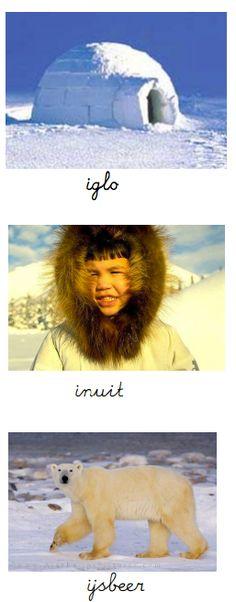 Noordpool werkjes - MontessoriNet