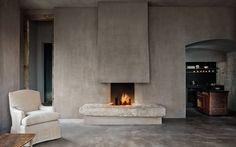 Today I Like: TriBeCa Penthouse at the Greenwich Hotel - Un incredibile uso del colore rende unica laPenthouse del GreenwichHotel progettata daldesigner belga Axel Vervoordt e dall'architetto giappones...