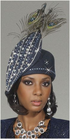 Donna Vinci Hat 1453