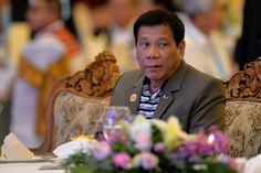 'I Will Eat You Alive,' Philippine President Rodrigo Duterte Tells Terrorists