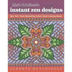 Alberta Hutchinsons Instant Zen Designs