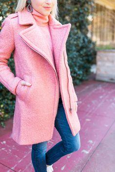 One Little Girl In A Pale Pink Coat Heard Ho-De-Lay-Ho-De-Lay-Ho-De-Lay-Hi-Hoo…