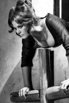 "Claudia Cardinale """