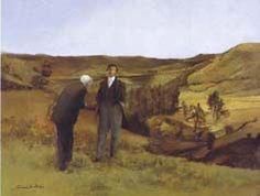 El pintor pintado   banrepcultural.org