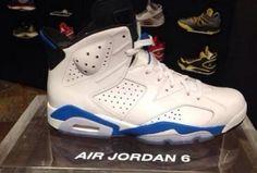 finest selection d8899 78e24 air jordan 6 sport blue rd thumb Air Jordan Release Dates