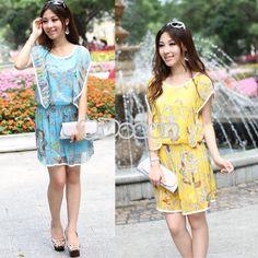 lovely spring/summer dress