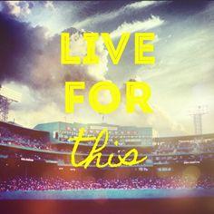 Eat, sleep, breathe baseball.