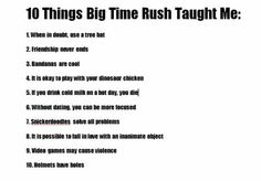 this is the best 10 things that I've ever been taught