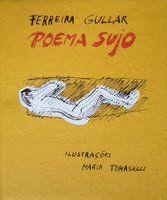 R$1.100 - Poema Sujo ( Confraria dos Bibliófilos do Brasil )