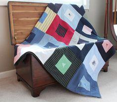 Custom Golf Shirt Blanket  Polo Shirt Blanket by MaidenJane