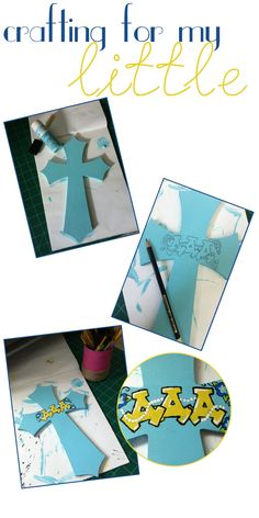 Crafting for my Tri Delta little sister!!!