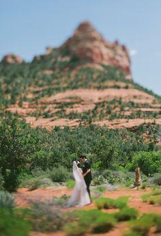 Red Rock Photos    Sedona Wedding Photographer    Los Abrigados Wedding in Sedona    Jane in the Woods Photography