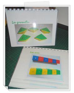 [Maternelle] Modèles pour jeu de pièces magnétiques en bois http://www.iticus.fr/?p=753