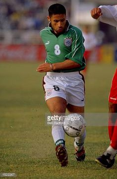 Radovan Yasser of Egypt in action during the African Nations Cup quarterfinal against Tunisia at Kano Stadium in Kano Nigeria Tunisia won the match...