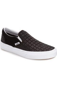 0be8674c1bc VANS  Classic  Slip-On Sneaker (Men).  vans  shoes