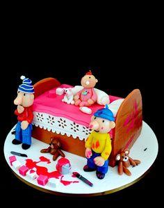 Buurman & Buurman cake